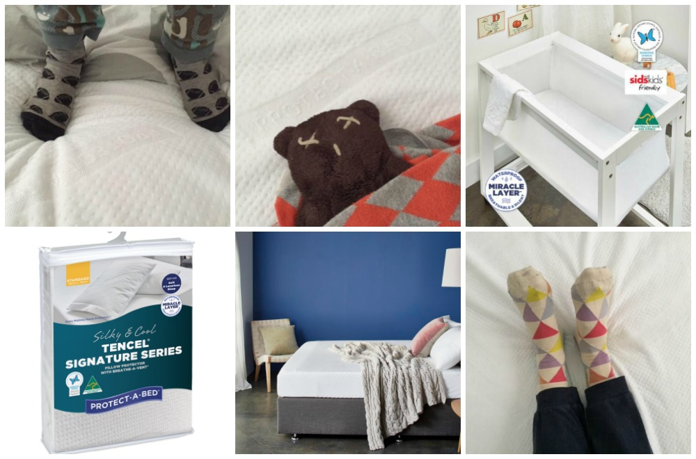 protect a bed mattress protectors family