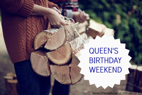 queens birthday weekend melbourne whats on