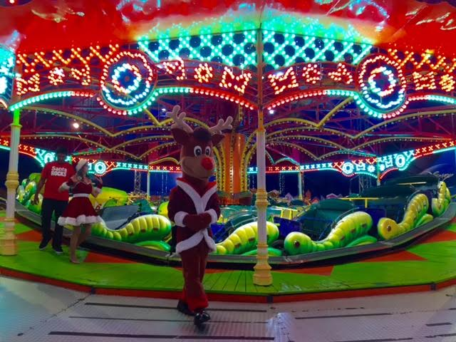 santas magical kingdom caulfield xmas