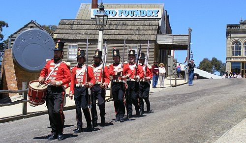 sovereign-hill-redcoats-soldiers